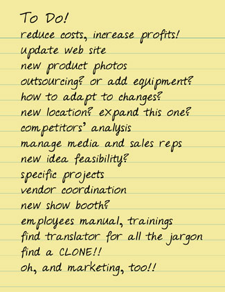 AdSense To Do List